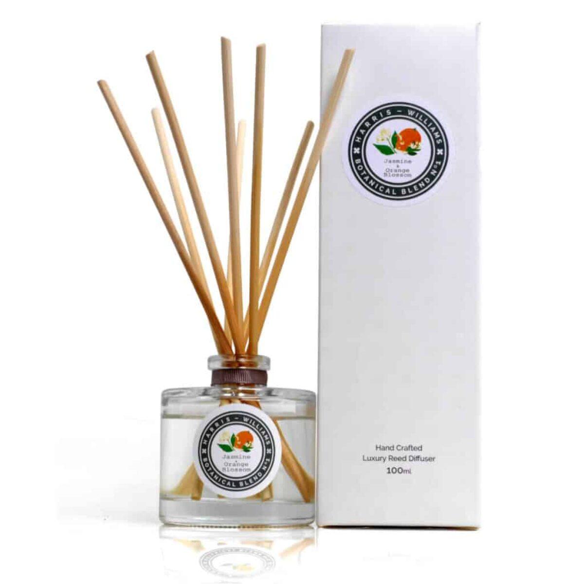 Botanical Blend No 1 Jasmine & Orange Reed Diffuser