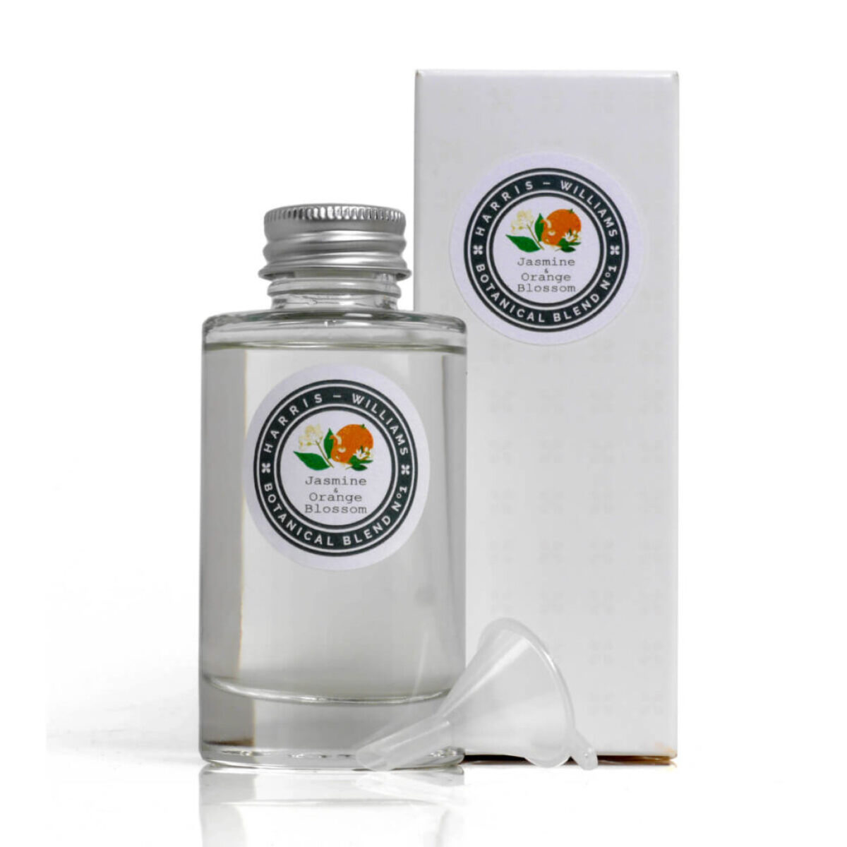 Botanical Blend No 1 Jasmine & Orange Blossom Refill