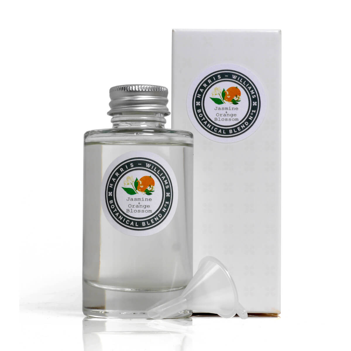 Botanical Blend No 1 Jasmine & Orange Blossom Refill