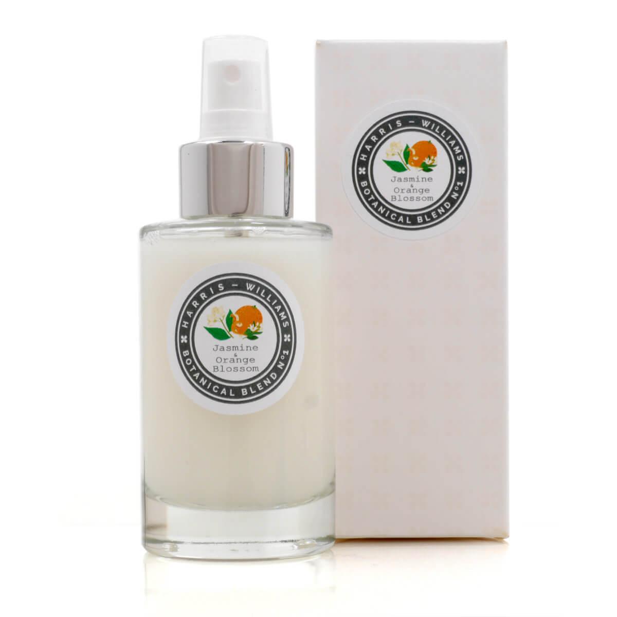 Botanical Blend No 1 Jasmine & Orange Blossom Room & Fabric Spray