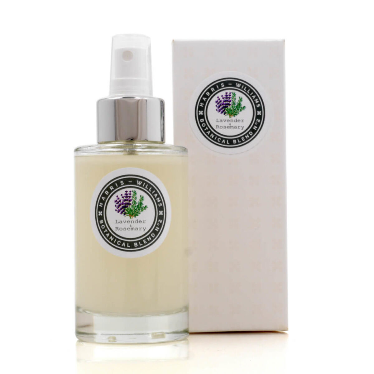 Botanical Blend No 2 Lavender & Rosemary Diffuser Room & Fabric Spray