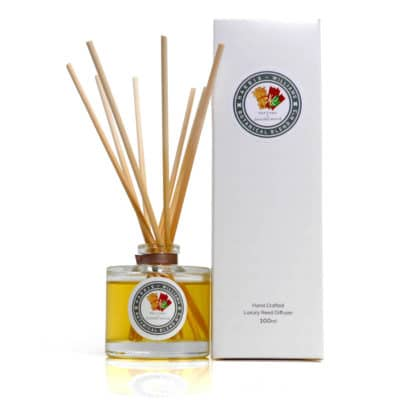 Botanical Blend No 3 Vetiver & Sandalwood Reed Diffuser
