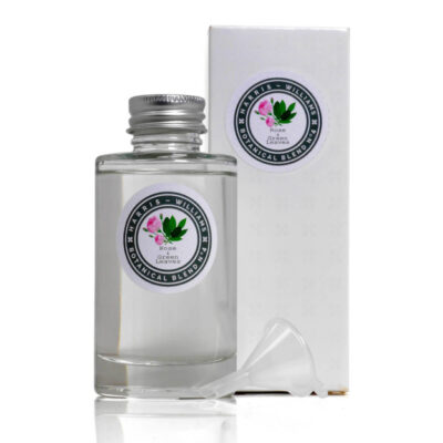 Rose & Green Leaves Diffuser Refill