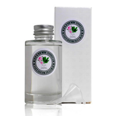 Botanical Blend No 4 Rose & Green Leaves Diffuser Refill