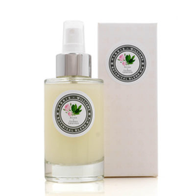 Botanical Blend No 4 Rose & Green Leaves Diffuser SRoom & Fabric Spray