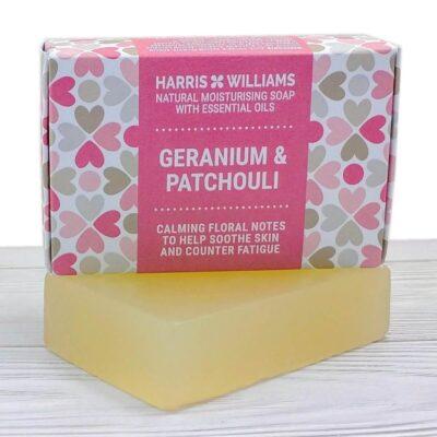 Geranium & Patchouli