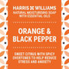 Orange & Black Pepper