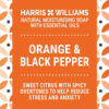 Orange & Black Pepper
