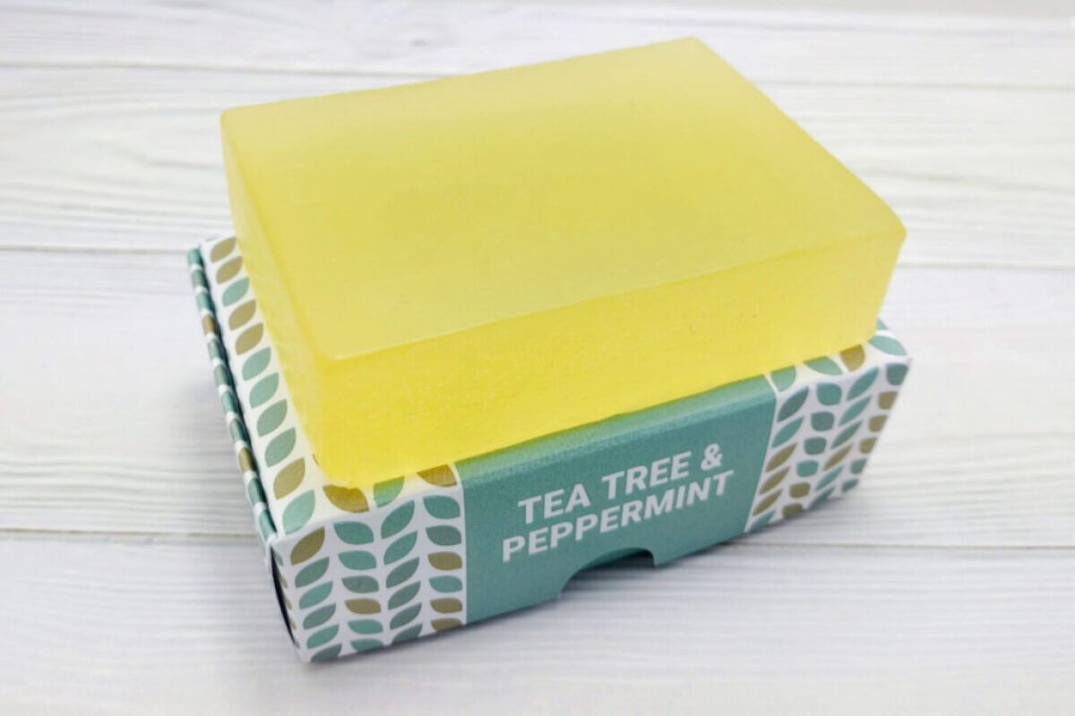 Tea Tree & Peppermint