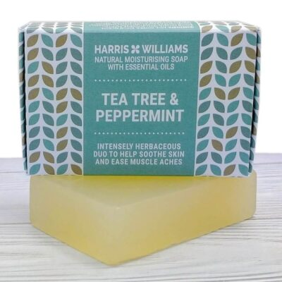 Tea Tree & Peppermint