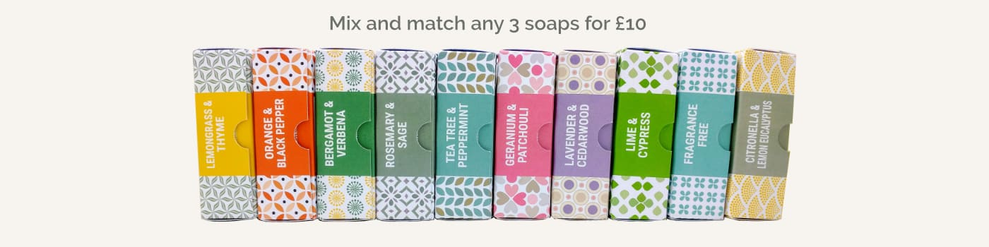 Soaps Mix And Match